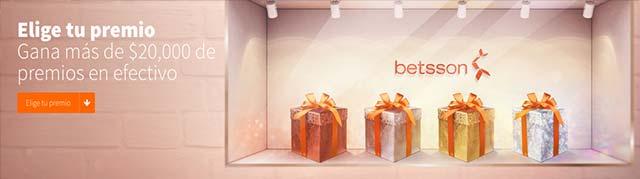 imagen de regalos semanales de betsson, paquetes de regalo