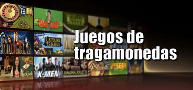 imagen con Juegos de Tragamonedas