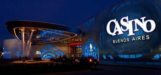 Imagen de un casino de Buenos Aires